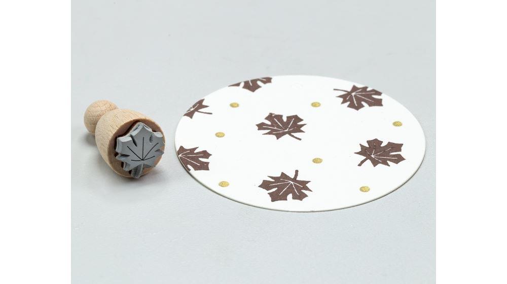 Stamp Maple Leaf, Mini E131