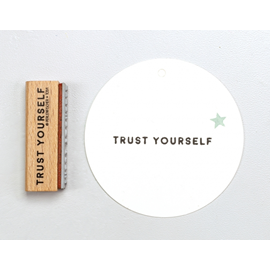 Stamp Trust Yourself