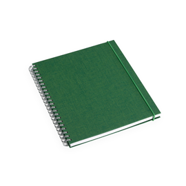 Notebook Wire-O, Clover green