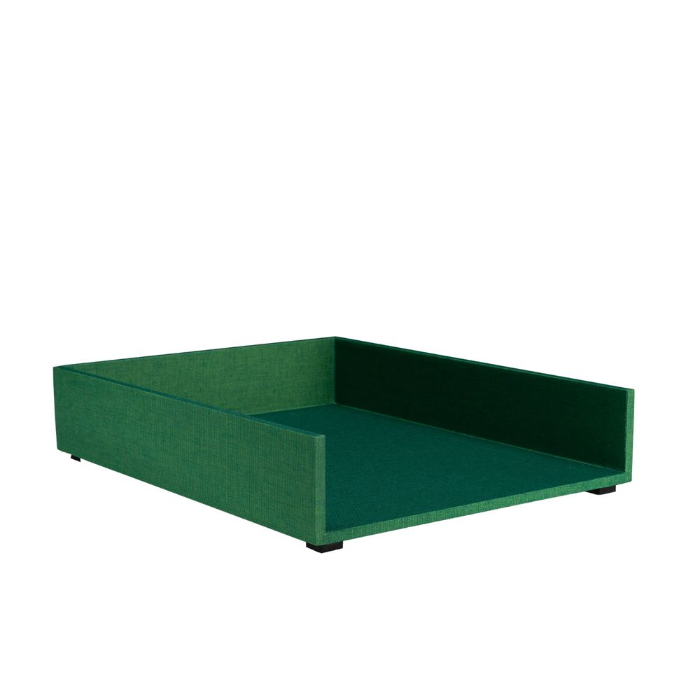 Letter Tray, Clover Green