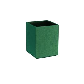 Vävklädd Pennburk, Klövergrön