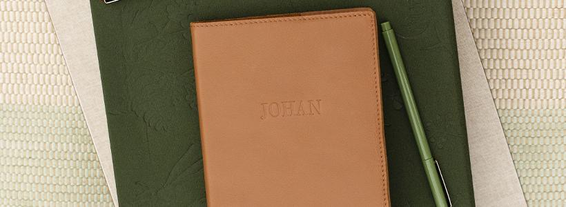 Refillable Notebook