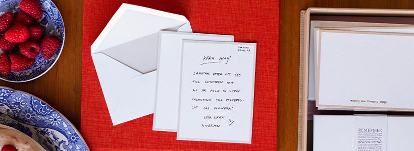 Cartes & enveloppes