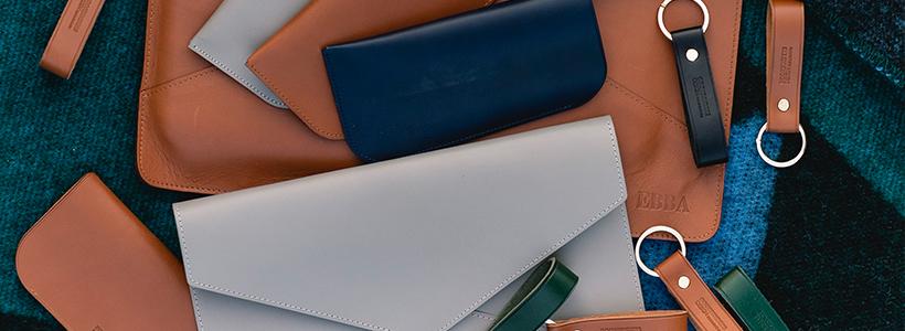 Porte-documents et pochettes cuir