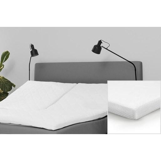 Bäddmadrasskydd Jensen Soft Protect Split U90 180x210