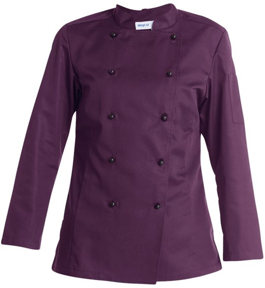 Fiona Ladies chef jacket