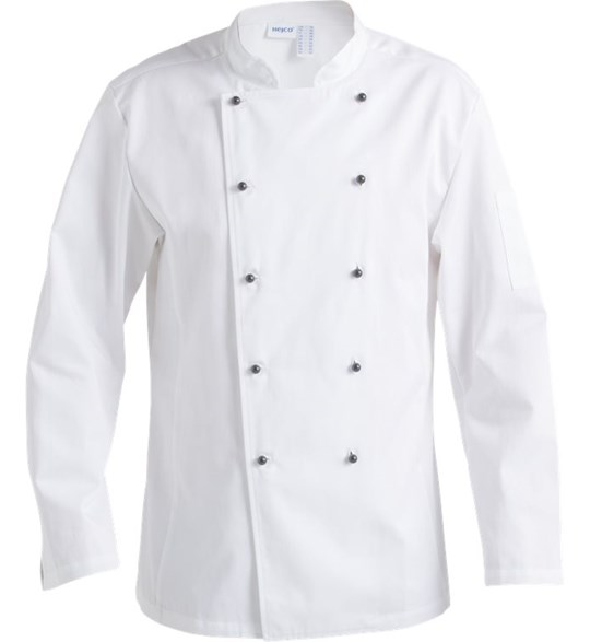 Leo Mens chef jacket