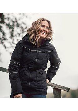 Livia Ladies 3-in-1 jacket