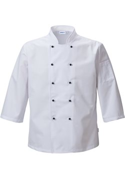 Sandy Unisex chef jacket