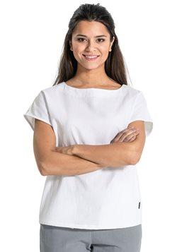 Bianca Naisten Tunika