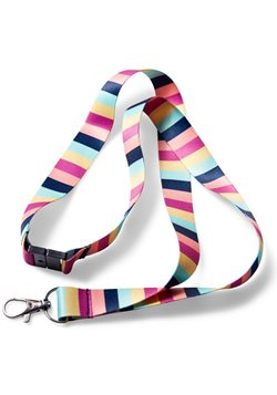 Poppy key ribbon