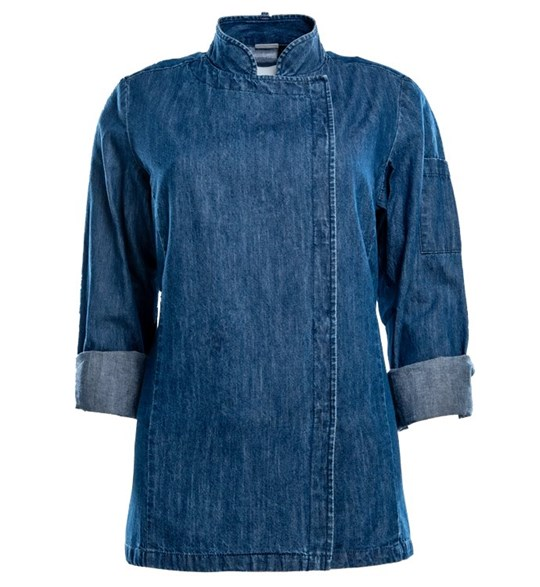 Cumin ladies chef jacket