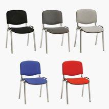 Konferensstol Economy, 5 färger, stapelbar