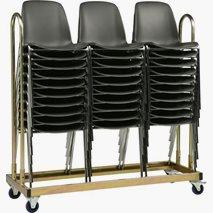 Vagn till Bertram stolarna
