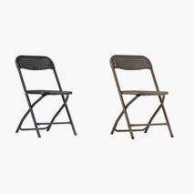 Sammenleggbar stol Big Alex, 2 farger