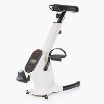 Desk bike, ergonomisk skrivebordssykkel med trinn, maksimal setehøyde: 87 cm