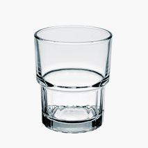 Dricksglas Lyon, 20 cl, härdat glas, stapelbar