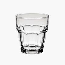 Shotglas Rock bar, 7 cl, herdet glas, kan stables
