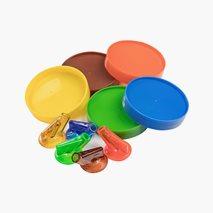 Fargemerking for Juiceflaske, 5 sett