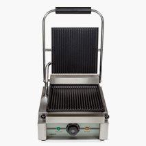 Klemgrill, riflet, 1,8 kW / 230 V / 1-fase.