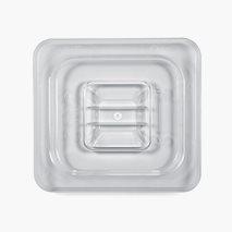 GN Lock 2.0 1/6, klart polykarbonat, gjennomsiktig