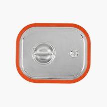 Lock 2.0, GN 1/2, hermetisk tätning, rostfritt stål