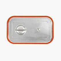 GN Lock 2.0 1/1, hermetisk tätning, rostfritt