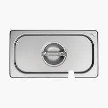 Lock 2.0, GN 1/3, uttag för ösa, rostfritt stål