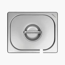 Lock 2.0, GN 1/2, uttag för ösa, rostfritt stål