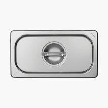 GN Lock 2.0 1/3, rostfritt stål