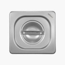 GN Lock 2.0 1/6, rostfritt stål