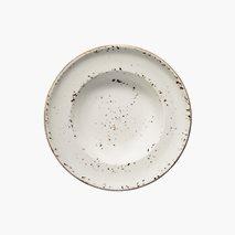 Pastatallrik Grain, Ø27 cm, djup