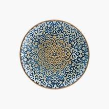 Tallerken Alhambra, Ø17 cm, flat