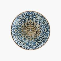 Tallerken Alhambra, Ø19 cm, flat