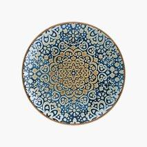 Tallerken Alhambra, Ø27 cm, flat