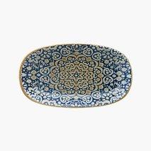 Tallerken Alhambra, Ø19 cm