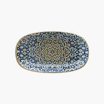 Tallerken Alhambra, 34X19 cm