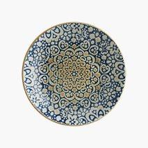 Tallerken Alhambra, Ø23 cm, dyp