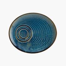 Kaffeskål Sapphire, 20X17 cm.