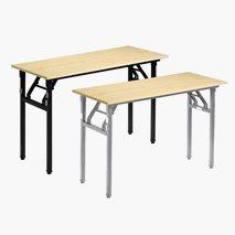 Konferensbord Starko, 4 färger bordsskiva, 2 färger stativ, 8 storlekar
