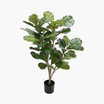 Kunstig plante Fiolfikus Small