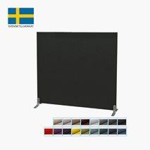 Gulvskjerm, lydabsorberende, bredde: 140 cm, 17 farger, 6 høyder