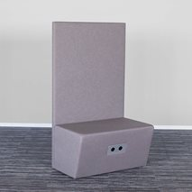 Half a Hut Sofa - Ljudabsorberande möbel