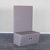 Half a Hut Sofa - Lydabsorberende møbler