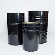 Oljefat svart, 3 størrelser