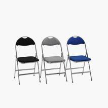Fällbar stol Ark, 3 färger
