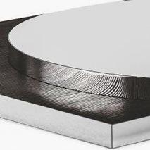 Bordplate i laminat ABS 30K, 9 størrelser, innemiljø