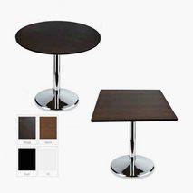 Cromo komplett bord, 5 storlekar,  4 färger bordsskiva