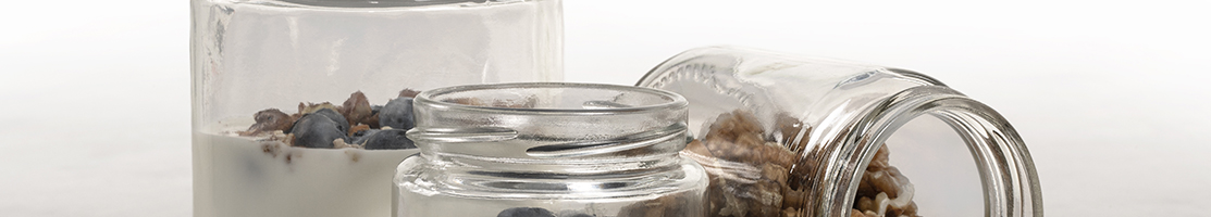 Glasskålar