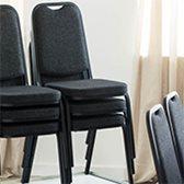 Stabelbare stoler